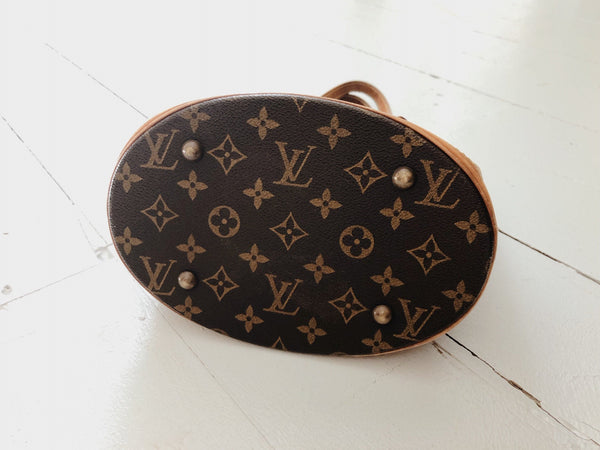 Louis Vuitton Petit Bucket Bag