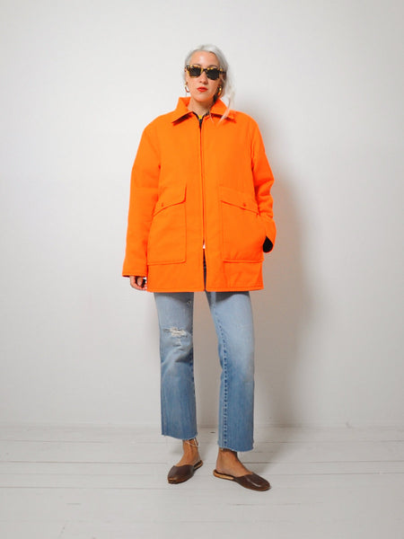 Woolrich Reversible Hunting Coat