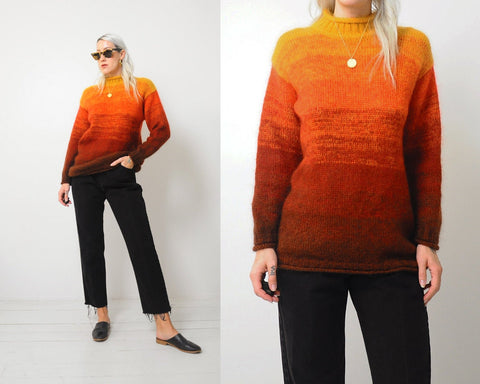 Sunrise Ombre sweater