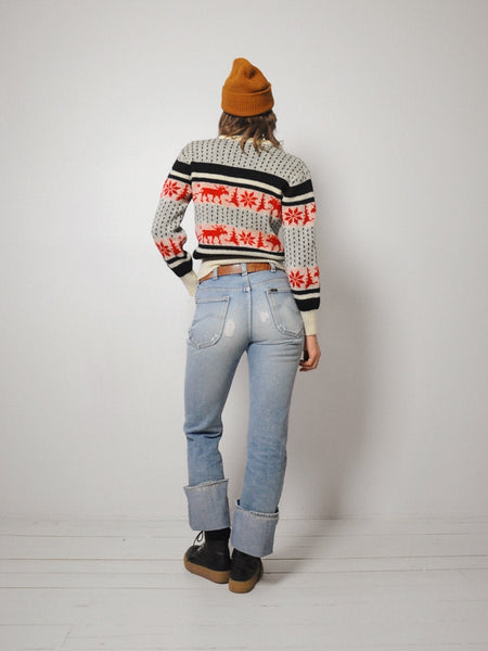 Wool McCallister Sweater