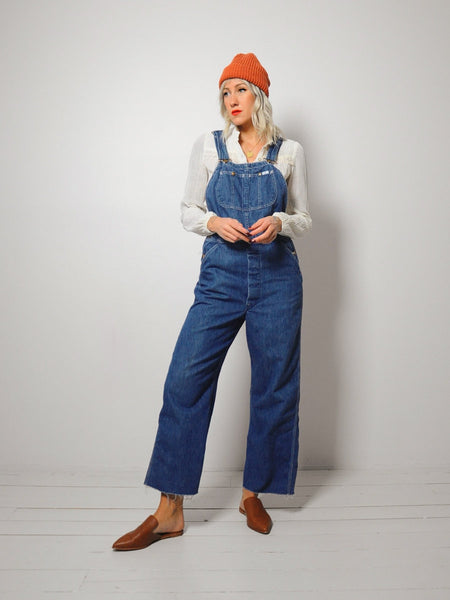 70's Thin Lee Overalls