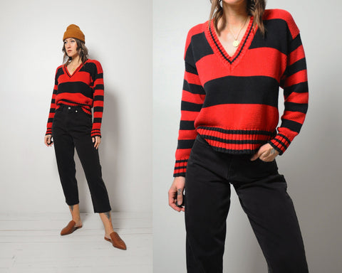 Gabby Striped Sweater