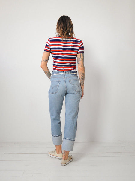 Levi's 501 Button fly Jeans 30x30.5