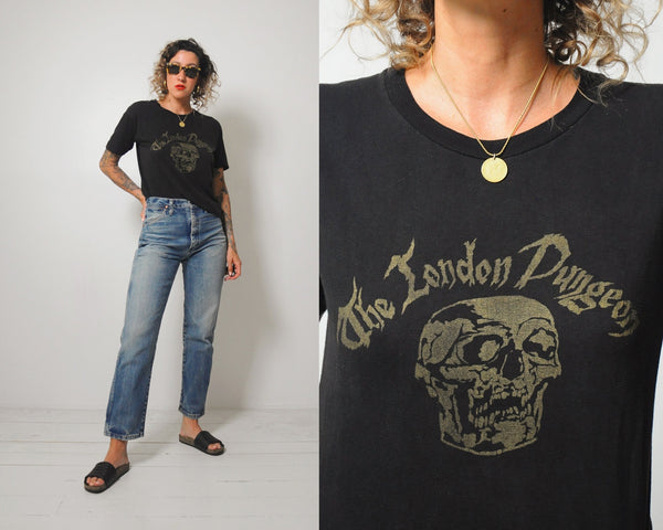Black London Dungeon Tee