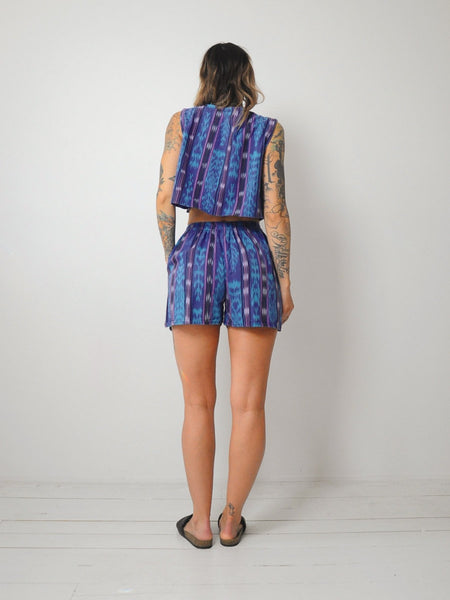 Batik 2 Piece Short Set
