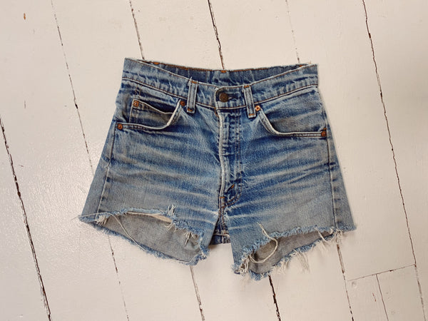 70's Best Levi's Cut Off Shorts