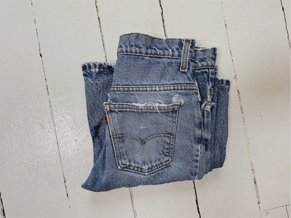 70's Flared Levi's Jeans 27x28.5