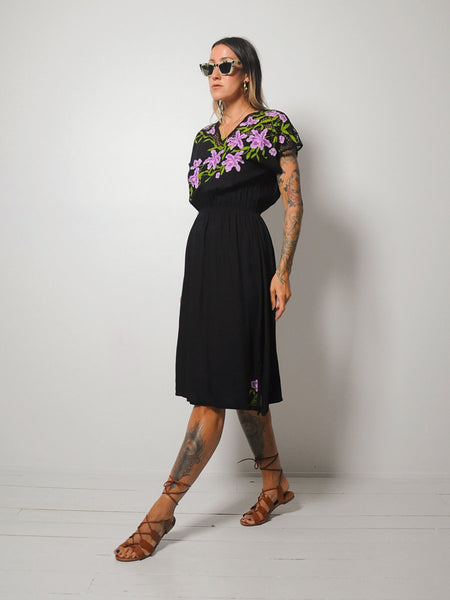 Rosamund Embroidered Dress