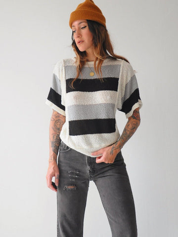 Sylvie Loose Knit Sweater