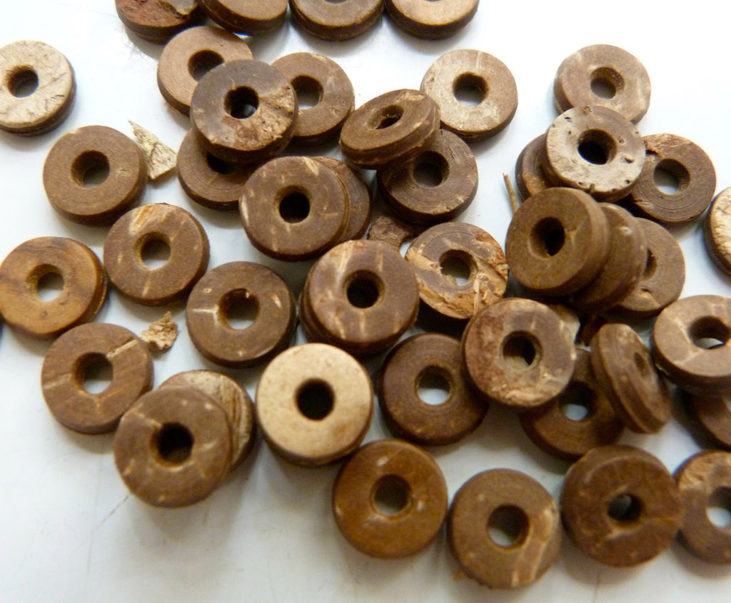 Coconut Shell Embellishments
