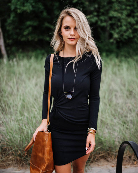 Odesa Long Sleeve Dress