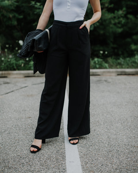Foster Wide Leg Pants
