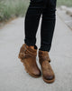 Sorel Joan of Arctic Wedge Buckle Boot in Elk