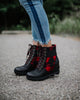 Sorel Lexie Wedge II Boot in Plaid