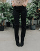 Krazy Larry Ankle Pants in Black