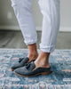Adline Tassel Loafer in Charcoal