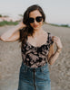 Free People Vanessa Print Top