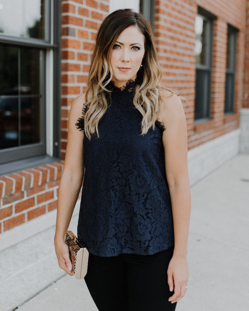 June Bug Lace Top