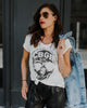 (ONLY 1 LEFT!) CBGB Skull T-Shirt