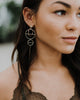 Gander Mobile Earrings (Gold or Silver)