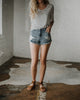 Get Shorty Denim Shorts