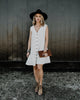 (ONLY 1 LEFT!) BOHO BALI SHIFT DRESS