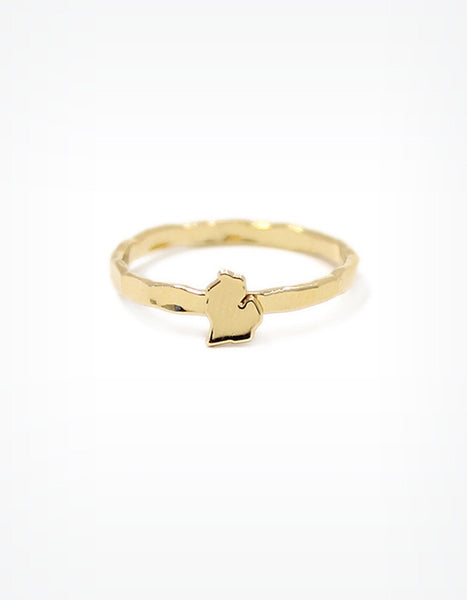 Michigan Ring (Gold or Silver) by Kris Nations