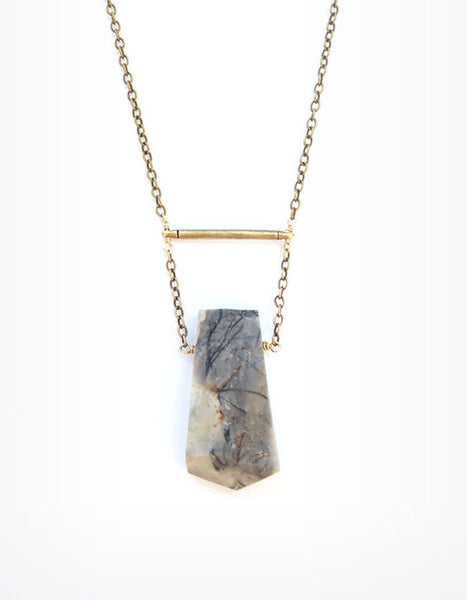 Terra Necklace by Native Clutter