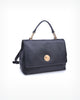 Annabell Satchel Handbag in Black