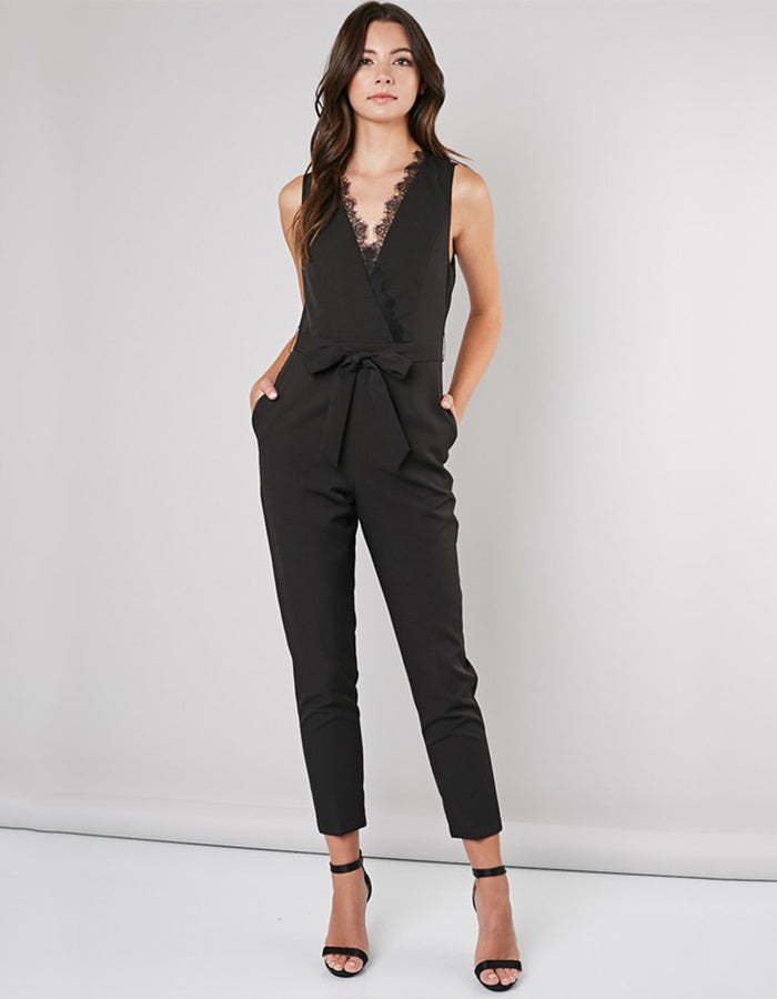 Queen Bee Jumpsuit