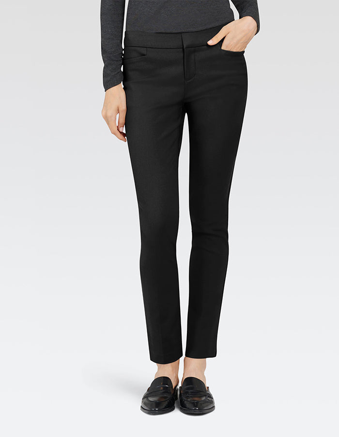 Ecru Madison Dress Pants in Black