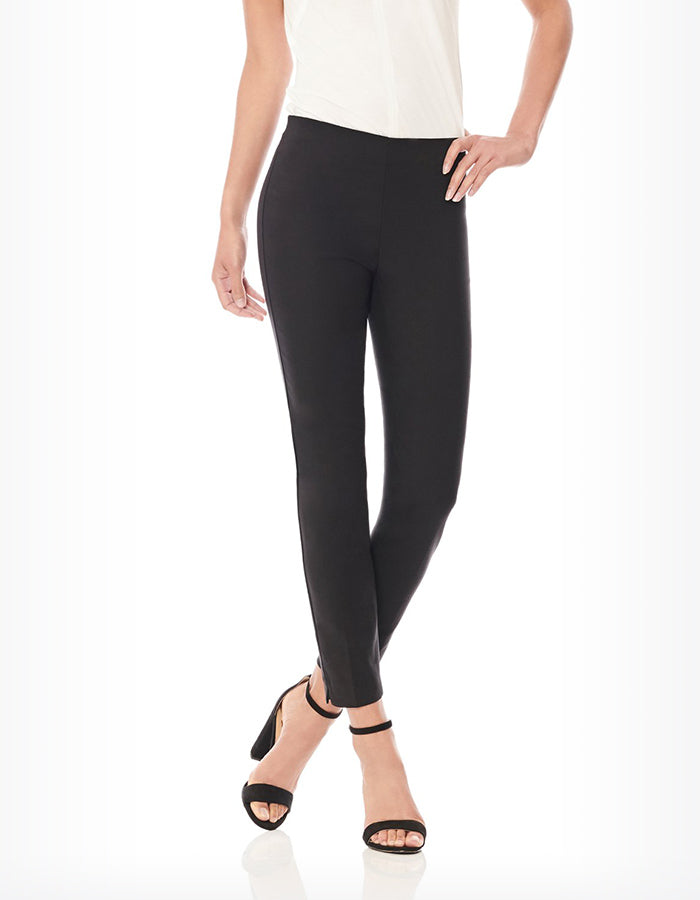 Ecru Springfield Dress Pants in Black