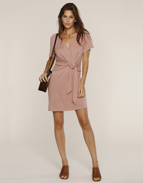 Elliot Tie Front Dress