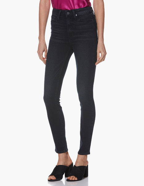 (ONLY 1 LEFT!) Paige Margot High Rise Ankle Skinny in Messina