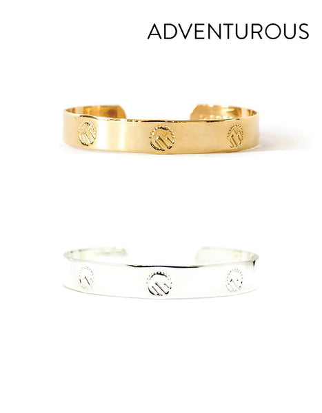 Pieces of Me Bracelet (Gold or Silver)