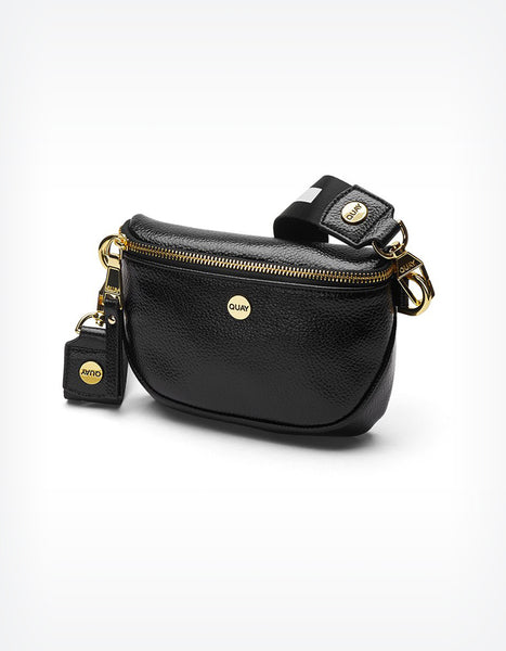 Quay Bum Bag in Black (SOLD OUT)