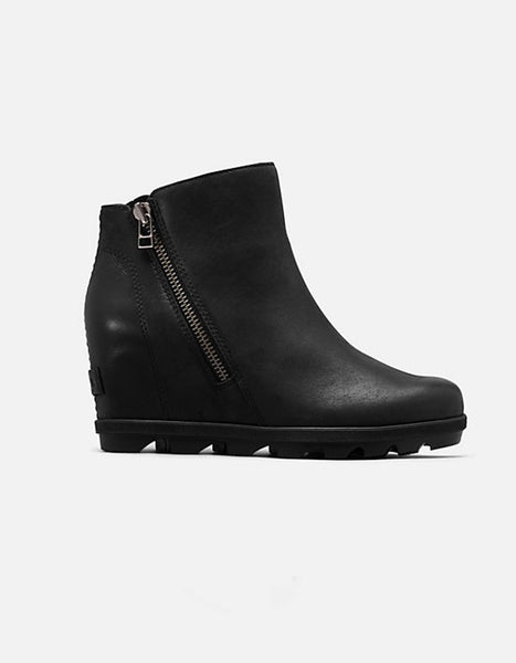 Sorel Chelsea Zip Boot in Black