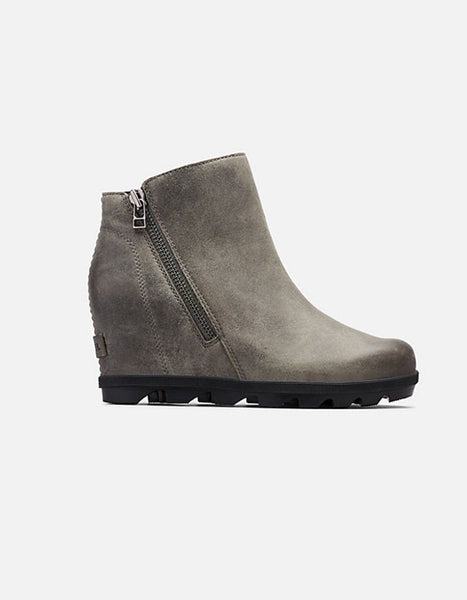 Sorel Joan of Arctic Zip Boot in Quarry