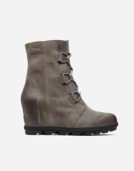 Sorel Joan of Arctic Wedge II Boot in Quarry