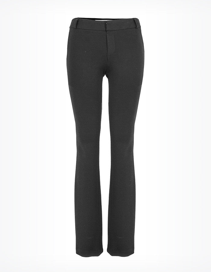 Work It Trouser Pants in Black or Charcoal