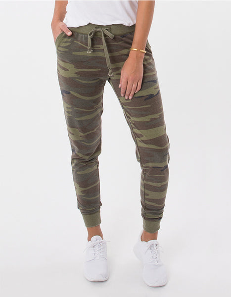 Run Around Camo Joggers
