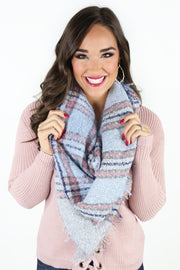 All Wrapped Up Blanket Scarf