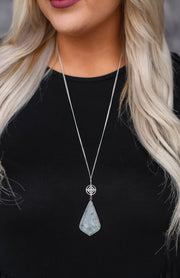 Kiki LaRue Collection: Labradorite Necklace