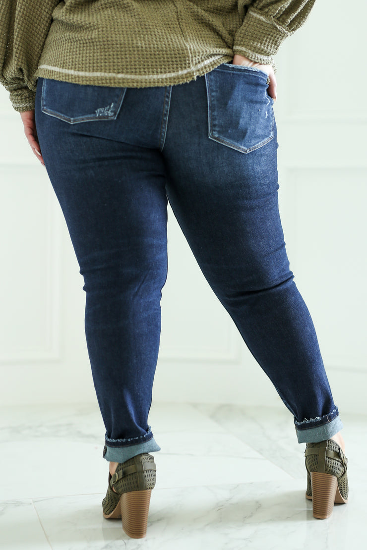 Helen Mid-Rise Jeans