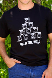 Old Henry Threads Build The Wall T-Shirt