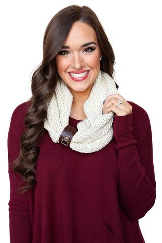 Warm Wishes Infinity Scarf