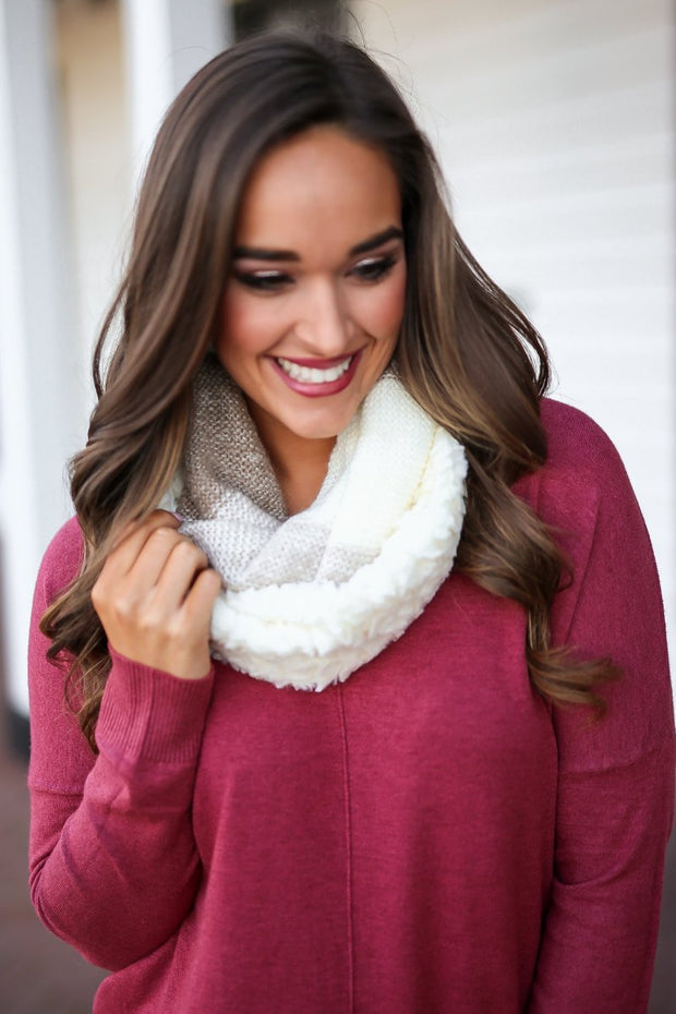 Oh So Heavenly Scarf