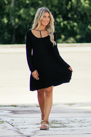 Revival Dress - Black