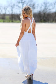Something About It Maxi - Ivory