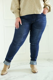 Stephanie Mid-Rise Jeans